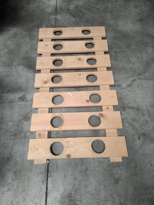 Grootvakstelling 230 x 240 x 60 cm - 3 niveaus