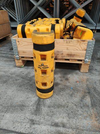 Rack Sentry aanrijdbeveiliging Stijlbeschermer kunststof - gebruikt