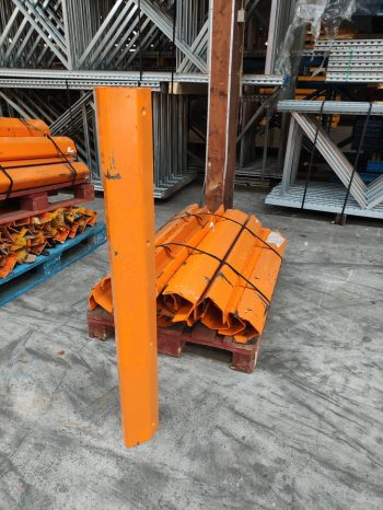 Aanrijdbeveiliging Stijlbeschermer - metaal - gebruikt